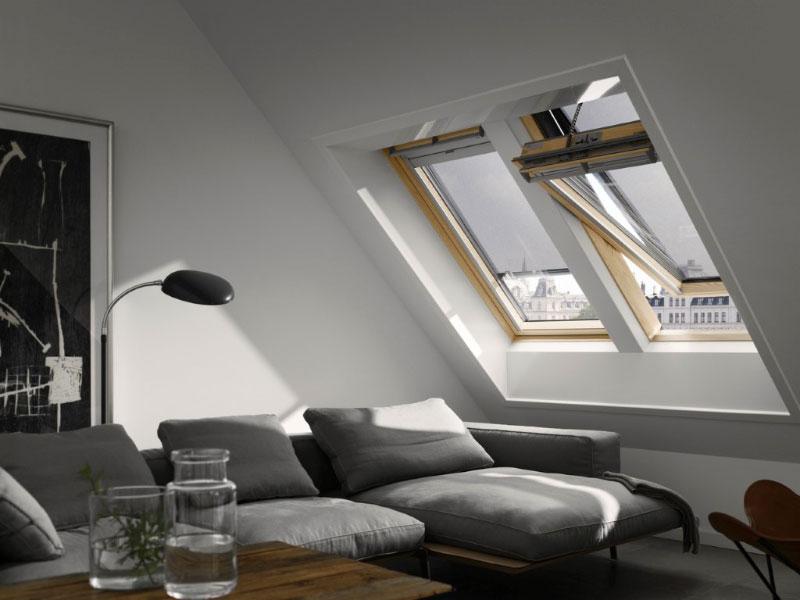 Finestre per tetti faiac fabbrica finestre e for Velux rivenditori