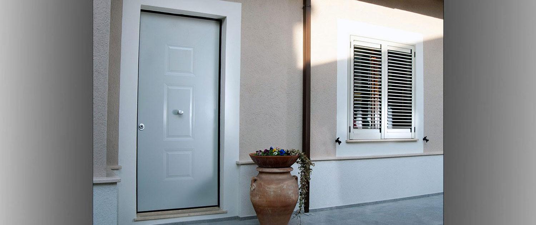 Porte blindate faiac fabbrica finestre e falegnameria - Costo finestre blindate ...